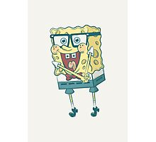 Spongebob Squarepants Photographic Print