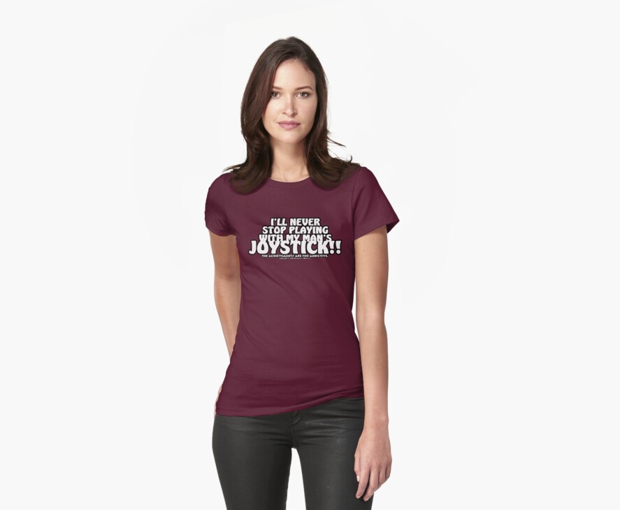 Joystick Achievement - Girl by SEspider