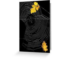 Catching Gold Greeting Card