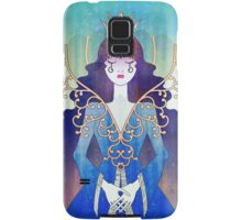 Anthrocemorphia - Queen of Clubs Samsung Galaxy Case/Skin