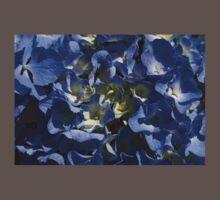Blue Hydrangea  Kids Clothes