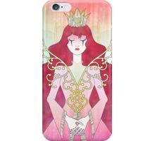 Anthrocemorphia - Queen of Hearts iPhone Case/Skin