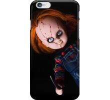 Evil Horror Doll iPhone Case/Skin