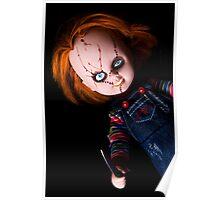 Evil Horror Doll Poster