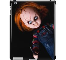 Evil Horror Doll iPad Case/Skin