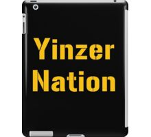 Yinzer Nation iPad Case/Skin