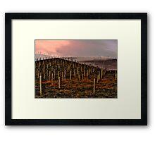 WASTELANDS Framed Print