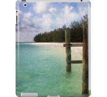 Private Out Island iPad Case/Skin