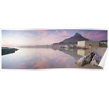 Tidal Pool Panoramic Poster