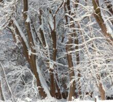 Winter - Westfield, NJ - Snow Day Sticker