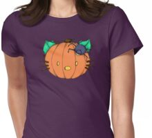 Hello Pumpkin Womens Fitted T-Shirt