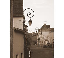 Streets of Montreuil, France Photographic Print