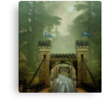 The Road to Camelot Canvas Print