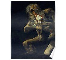 De Goya's Monsters Poster