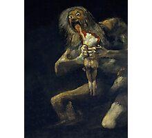 De Goya's Monsters Photographic Print