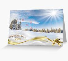Great background image for creating Holiday Greeting postcards or computer wallpapers Greeting Card