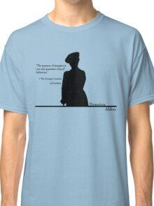 Good Behaviour Classic T-Shirt
