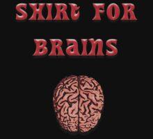 Shirt for Brains by Belinda Stewart