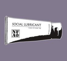 Social Lubricant by nofrillsart