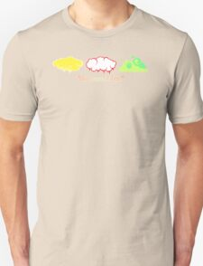 red yellow green T-Shirt