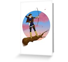 Ready for Adventure Greeting Card