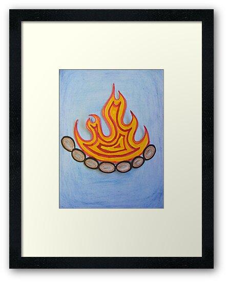 Reclaim, Rekindle, Reignite the Sacred Hearth by Yia  Alias