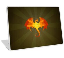 dragon fire Laptop Skin