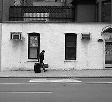 New York Street Photography 32 by Frank Romeo