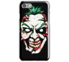 Zombie Clown iPhone Case/Skin