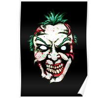 Zombie Clown Poster