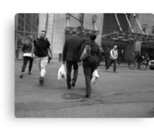 New York Street Photography 33 Canvas Print