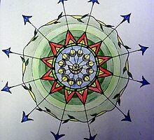 Artemis Mandala by Yia  Alias