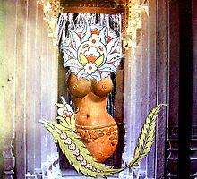 Stone Goddess by Yia  Alias