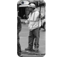 New York Street Photography 34 iPhone Case/Skin