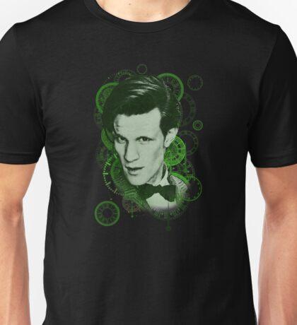 Clockface Doctor Unisex T-Shirt
