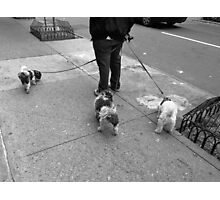 New York Street Photography 36 Photographic Print