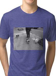 New York Street Photography 36 Tri-blend T-Shirt