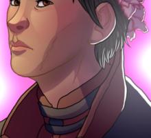 Flower Crown - Cassandra Sticker