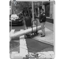 New York Street Photography 37 iPad Case/Skin