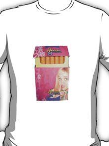 Miley Cyrus - Hipster sticker T-Shirt
