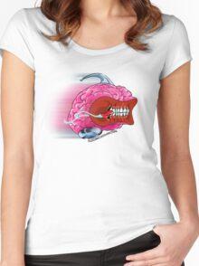 Brain Rush Women's Fitted Scoop T-Shirt