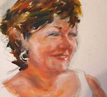 My sister Fay by Jean Cowan