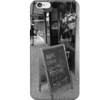New York Street Photography 38 iPhone Case/Skin
