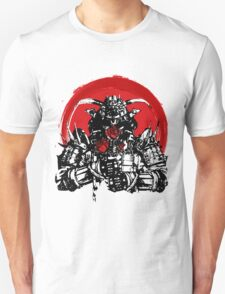 Rose Warrior Unisex T-Shirt