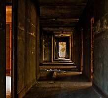 Charred Hall by PolarityPhoto