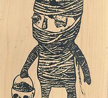 Mummyboy by ZachClifford1