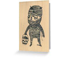 Mummyboy Greeting Card