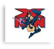 Psylocke of the X-MEN Canvas Print