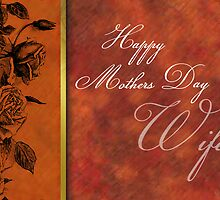 Roses for Mothers Day by William Martin