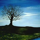 Tree by the River by Cherie Roe Dirksen